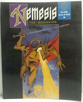 Nemesis The Beginning Comic Book TPB Paperback Book Titan Books