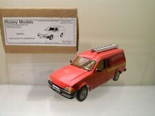 ROXLEY/SMITH MODELS RXM15PE FORD ESCORT POST OFFICE ENGINEERING RED BOXED 1:48