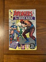 The Avengers #22 (Nov 1965, Marvel)  ***EARLY ISSUE***   POWER MAN APPEARANCE **