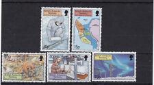 British Antarctic Territory MNH STAMP SET 1999 SURVEY DISCOVERIES SG 307-311