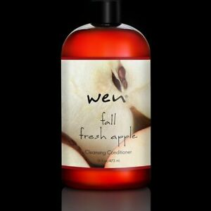 WEN Limited Edition Fall Fresh Apple 16.0 Fluid Ounces Cleansing Conditioner