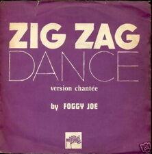 FOGGY JOE 45 TOURS FRANCE ZIG ZAG ( JARRE) (2)
