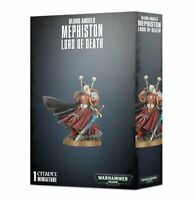 Warhammer 40k Blood Angels Mephiston, Lord of Death