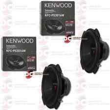 2 x KENWOOD KFC-PS3016W 12