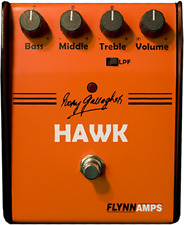 Rory Gallagher Hawk Booster Pedal by Flynn Amps