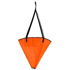 """Orange 15.7/"""" Höhe Falten Fisch Cage Fischernetz"""