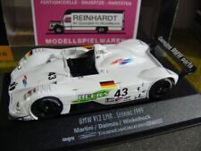 1/43 Onyx xgt006 BMW v12 LMR Sebring 1999 Martini Dalmas Winkelhock #43