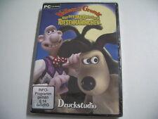 Wallace & Gromit Auf der Jagd nach dem Riesenkaninchen   (PC)   Neu  Gromits