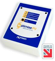Optimise PV Solar Immersion Controller - Hot Water from your PV System iboost