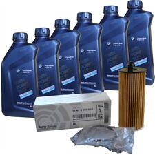 6 Liter ORIGINAL BMW Motoröl Öl 5W30 LongLife-04 + Ölfilter 11428507683