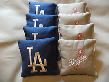 Cornhole bags LA Dodgers corn hole Bean Bags 8 ACA Regulation bags MLB baggo bag