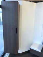 Duravit DELOS Hochschrank Kastanie dunkel 50x37x176 cm Anschlag links 1 Tür