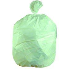 Industrial-Strength -- 23 Gallon Green Slim Jim Trash Bags (100/cs)
