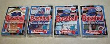 1988 DONRUSS CELLO PACK Strawberry, Grace, Diamond Kings cards on (TOP)
