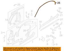 BMW OEM 01-05 325i Exterior-Reveal Molding Right 51138208500