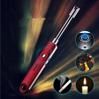 BBQ lighter USB charging Electronic lighter Windproof flameless Plasma lighters