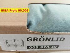 IKEA Bezug Grönlid Eckelement  Ljungen hellgrün Couch Husse neu 003.970.48
