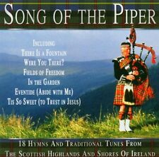 18 HYMNS + TRADITIONAL TUNES FROM SCOTTISH HIGHLANDS.NEW CD SCOTLAND AND IRELAND