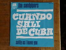 THE SANDPIPERS Cuando sali de Cuba SAM 506