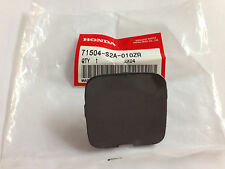 GENUINE HONDA S2000 REAR BUMPER TOW EYE COVER 2004-2009 *ALL COLOURS*