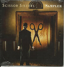 SCISSOR SISTERS PROMO 3trx MIXS & UNRELEASE CD SEALED