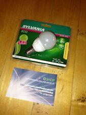 1 Lampada faretto lampadina LED E14 3W TOLEDO BALL POTENZA 25w-LUCE CALDA-15000H