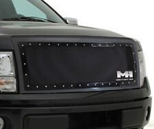 Smittybilt M1 Wire Mesh Grille 2011-2015 Ford F250 & F350 SuperDuty 615831 Black