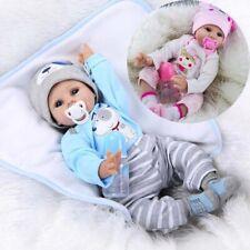 55CM Bambole Hot Sale Lifelike Silicone Reborn Baby Doll Bambole rinascere Gift