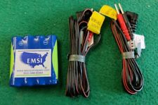 2 EMSI Flex-it 4.8V Ni-MH 500mAhlead Wire & Battery NEW FREE S&H