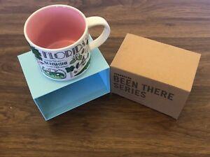 Starbucks Florida 14 Ounce Been There Collection (BTC) Mug. NWT