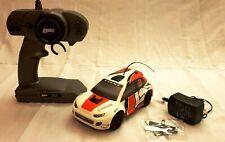 Losi 1/24 Micro Rally Car 4WD Electric Orange / White LOSB0241T2 TLR Rarissima