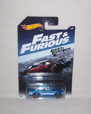 Hw 2017 Fast & Furious WalMart Exclusive '70 Ford Escort Rs1600 6/8 Dwf75