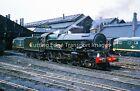 Original Railway Slide: 6018 'King Henry VI' at Swindon, 28/04/1963       27/122