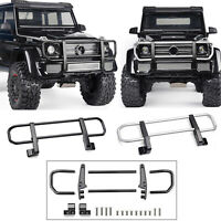 GRC Metal Front Bumper Frame for Traxxas TRX4 TRX6 Benz G63 G500 RC Crawler Car