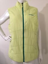 Patagonia Vest Nano Air Vest Women's XL Bright Neon Yellow/Green NWT!