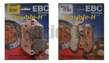 Plaquettes de frein EBC pour motocyclette Triumph