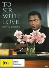 To Sir , With Love  (DVD) UK Compatible - sealed