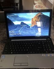 Toshiba Satellite 15 Inch Laptop Intel Core i5 6GB RAM HD DISPLAY