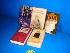 Libro lote de 5 libros BEST SELLERS diferentes entre si-observa los titulos