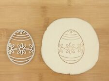 Easter Egg Cookie Cutter Fondant Biscuit Pastry Mould Cake Cupcake