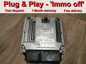 VW Audi Seat Skoda ECU 8E0907401AL / 0281013190 *Plug & Play* (Immo off)