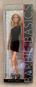 Barbie Basics - Model No 06 - Collection 001 - Black Label - NRFB- MINT