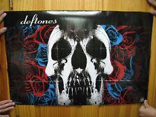 The Deftones Poster Vintage