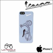 COVER CUSTODIA RIGIDA ORIGINALE VESPA VINTAGE CON STAMPA VESPA 946 PER IPHONE 5