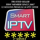 IPTV 12 MONTHS Y SUBSCRIPTION (Smart TV, MAG , M3U , Android boxes)