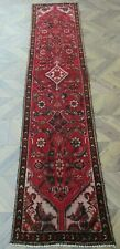 More details for a classy old handmade traditional oriental runner (290 x 60 cm)