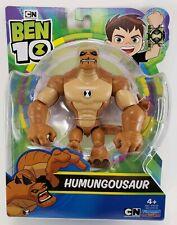Year 2018 Cartoon Network Ben Tennyson 10 Series 5 Inch Figure - HUMUNGOUSAUR
