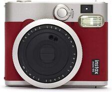 Fujifilm Instax Mini 90 Neo Classic Rot Sofortbild Kamera