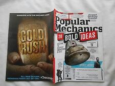 POPULAR MECHANICS-NOV,2012-AIRPORT SECURITY SCANDAL-METAL LIGHT AS A FEATHER