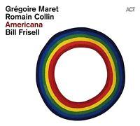 Maret,Gregoire - Americana CD NEU OVP